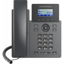 GRP-2601 Grandstream - IP telefon, LCD, 2x SIP účet, 2 linky, 2x RJ45 Mb
