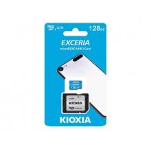 Karta paměťová KIOXIA micro SD 128 GB s adaptérem