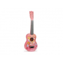 Dětská kytara VILAC Rainbow dřevěná