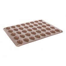 Forma na pečení BANQUET Culinaria Ořechy silikon hnědá