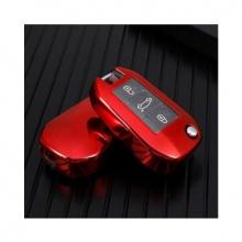 Obal na klíče CITROEN C3/C4/C5/C6 Red silikon