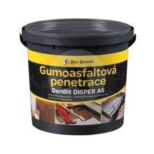 Gumoasfaltová penetrace DEN BRAVEN DenBit DISPER AS 5 kg