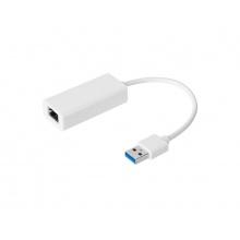 Adaptér KRUGER & MATZ KM1248 USB 3.0 - RJ45