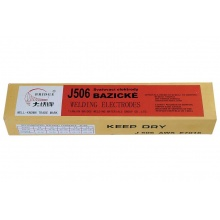 Elektrody bazické 2,0mm J506 balení v krabici 2,5kg
