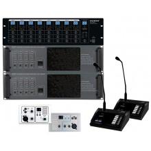 DEXON MRT 8000 + JPA 42040DP sestava maticového systému se zesilovači