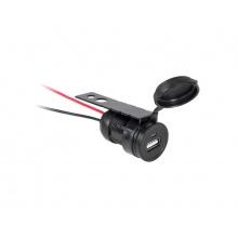 Nabíječka USB M-LIFE ML0588 na motocykl
