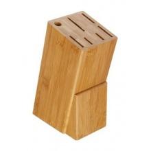 Stojan na nože BANQUET Brillante Bamboo 14x9x 22cm