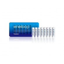 Baterie AA (R6) nabíjecí 1,2V/1900mAh Eneloop PANASONIC Sliding 8ks