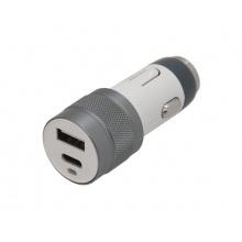 Autoadaptér USB COMPASS 07408