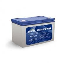 Baterie gelová 12V 100Ah SOLARFAM pro soláry