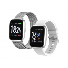 Hodinky IGET FIT F30 Silver